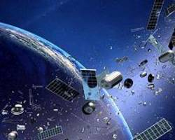 space junk could destroy satellites, hurt economies