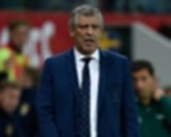 'confederations cup does not matter at all' - portugal coach santos focused on world cup