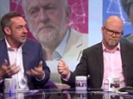 corbyn fan paul mason smears may as too 'unwell' to be pm