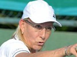 navratilova says court is 'a racist and a homophobe'