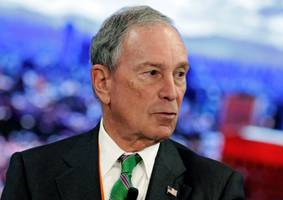 billionaire michael bloomberg is launching a coalition to defy trump and uphold the paris agreement