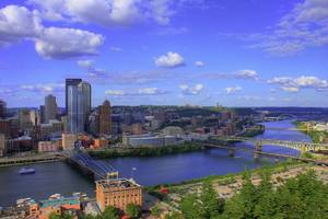 pittsburgh plans to become the first us city to power itself with 100% renewable energy