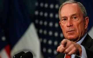 dis-united states - billionaire bloomberg builds coalition of states to combat climate change