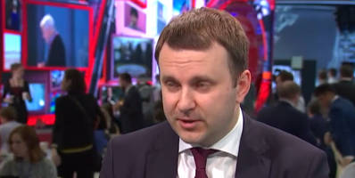 russia's economy minister: we can live forever at $40 oil