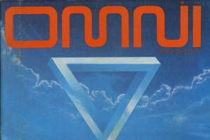 the entire collection of omni magazine is back online