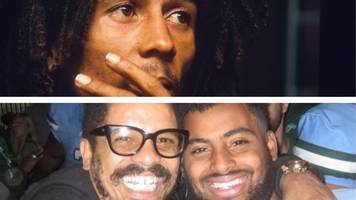nico marley: grandson of bob marley on his reggae roots and rise to the nfl