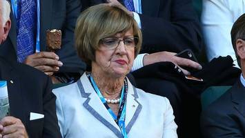 margaret court: tennis legend accuses 'us gay lobby' of conspiracy