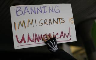trump is on a roll: supreme court receives filing to reinstate travel ban