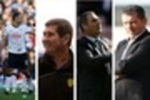 former rams to take managerial posts after life at derby county