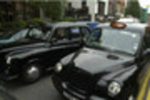 leicester cabbies unite against 'unfair competition' from uber's...