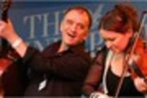 martin and eliza carthy to perform at national forest folk club...