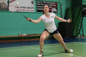 hamilton's kirsty gilmour says sudirman cup team will be ready for commonwealth games challenge
