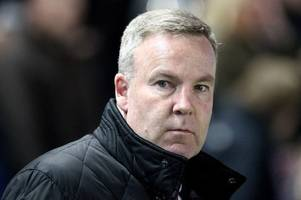 former wales international and swansea city boss kenny jackett named as portsmouth manager