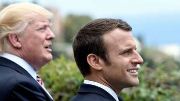 france's emmanuel macron: birth of the anti-trump?