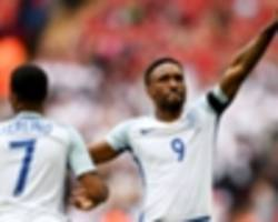defoe determined to secure spot in england world cup squad