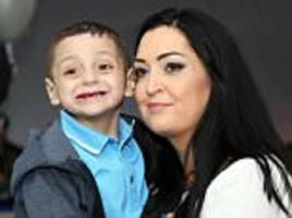 mother of bradley lowery reveals he has just weeks to live