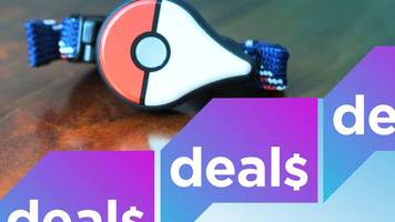 pokémon go plus and marvel books get big discounts this week, and more top deals