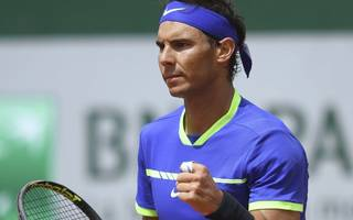 nadal sends out ominous french open warning