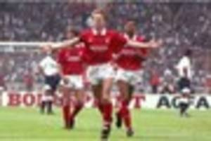 where are they now? nottingham forest's 1991 fa cup final team