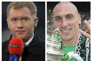 celtic star scott brown would have breezed it in england despite what paul scholes thinks - hotline