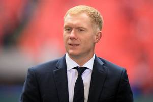 paul scholes says celtic and scotland star scott brown might not have cut it in premier league