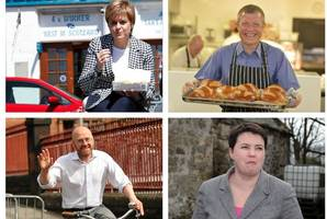 scotland's political leaders reveal best and worst of being on election trail as campaign draws to a close