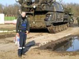 is this the buk missile launcher that shot down mh17?