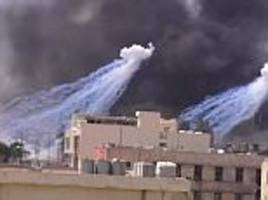 probe after sinister clouds filmed over isis-held mosul