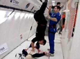 experts reveal how to perform first aid in space