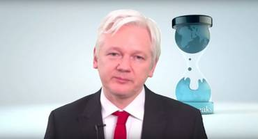 the case for droning julian assange