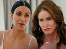 kim kardashian threatens caitlyn jenner as the two clash