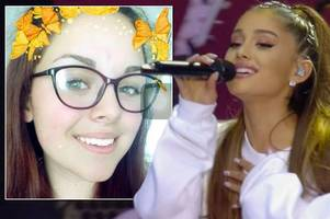 ariana grande reveals emotional meeting with mum of girl killed by bomb changed one love manchester