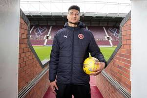 hearts star bjorn johnsen breaks his silence over ian cathro bust-up and drops hint he could quit tynecastle