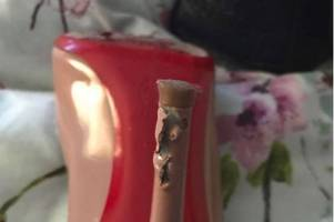 scotrail ruined my £420 louboutins - passenger's shoes wrecked as she gets off cancelled train