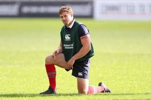 shock as leigh halfpenny to be ditched by toulon and left in limbo for the new season - reports