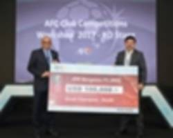 indian football: bengaluru fc honoured with special afc award