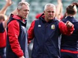 rob howley vows the lions will unleash 'rugby chaos'