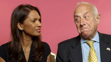 election blind dates: gina miller and godfrey bloom