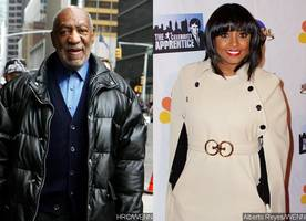 bill cosby trial begins, keshia knight pulliam defends her support