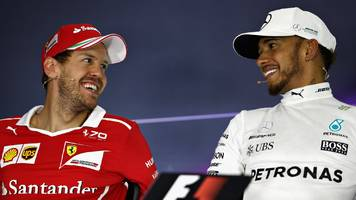 'it's painful but ferarri are title favourites' - mercedes boss wolff
