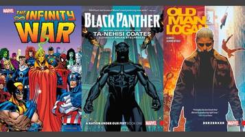 geek deals: thousands of marvel comics for $5 or less