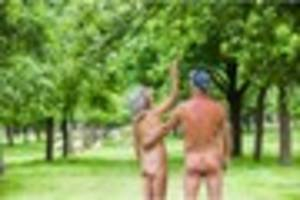 naturist defends nudists spotted walking on lincolnshire beaches