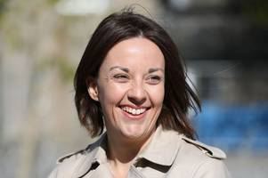 your general election vote is a clear choice between hope and despair - kezia dugdale