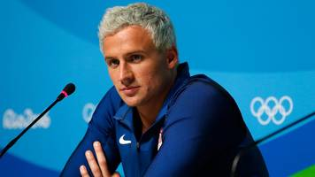 ryan lochte: us swimmer says he contemplated suicide after rio