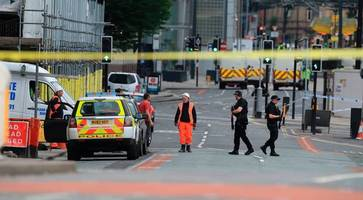 manchester arena bombing: man, 20, arrested in harpurhey