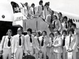 a look at england's 1975 glorious under-18 side