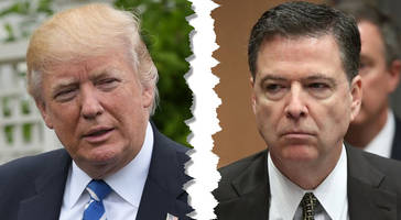 comey releases prepared remarks: i hope you can see your way to letting this go... i need loyalty