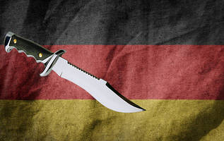 germany sees surge in stabbings and knife crimes