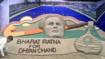 sports ministry writes to pmo, requestes bharat ratna for hockey legend dhyan chand