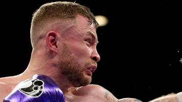 frampton to fight in belfast next month